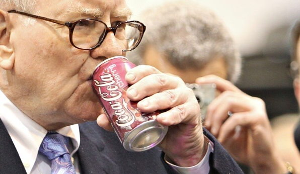 Warren Buffett is doing something right ... the Wall Street Journal report how his firm's stock price is too high
